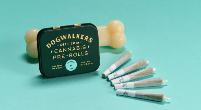 Green Thumb Industries Relaunches 'Dogwalkers' Brand, With Community Giveback Initiatives – And Yes, A Lot Of Pup Love