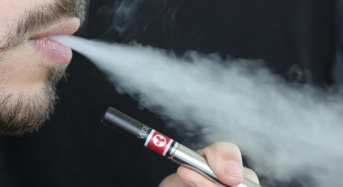 How Much Of Big Tobacco's Sales Come From Vape Products?