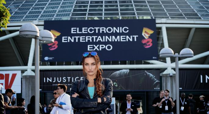 Does CES Or E3 Move Gaming Stocks?
