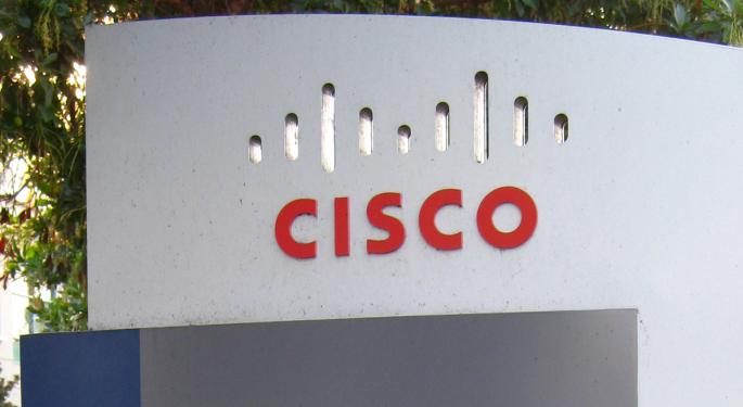 What Wall Street Is Saying About Cisco's Q2 Report
