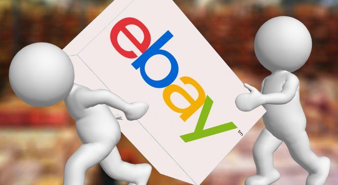 eBay Spikes Higher On Q2 Earnings Beat