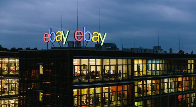 eBay Posts Q1 Earnings Beat, Stock Jumps 6%