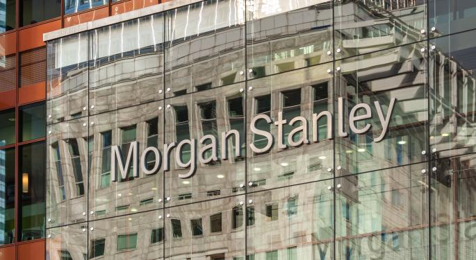 Morgan Stanley CEO James Gorman Discusses Morgan Stanley Smith Barney Acquisition MS