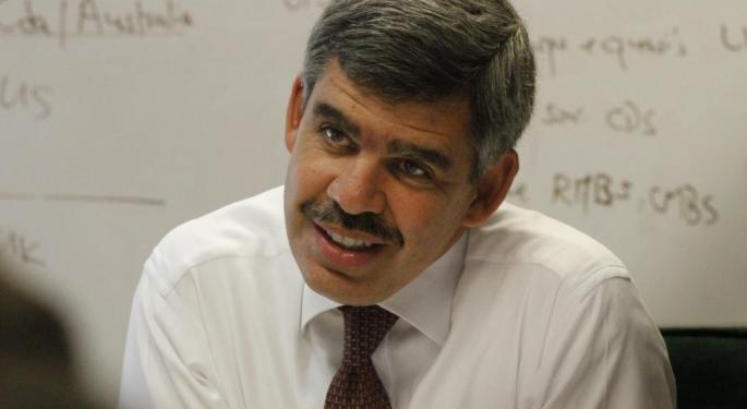 El-Erian: Chinese Concerns 'Legitimate,' Market Reaction 'Excessive'