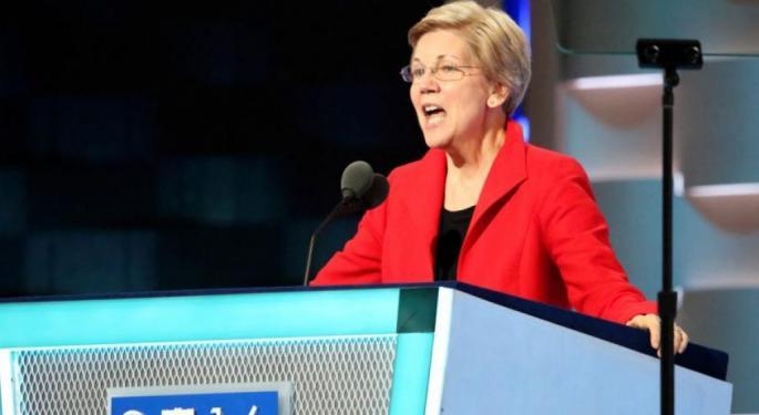 After Hounding Wells Fargo, Elizabeth Warren Hones In On Equifax