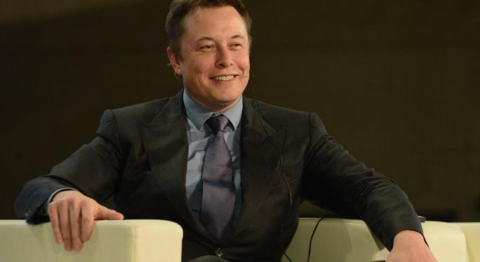 Elon Musk Thinks It's Pretty Obvious Apple Is Building An Electric Car