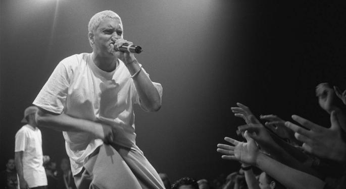 You Own It: Investors Can Buy Into Eminem's Royalties