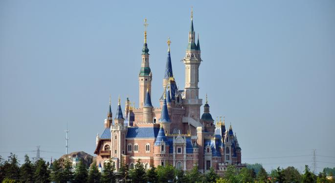 Why Disney's Shanghai Success Supports Theme Park Thesis For The House Of Mouse