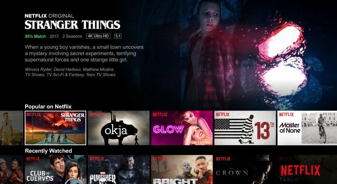 Longtime Netflix CFO David Wells To Leave Company
