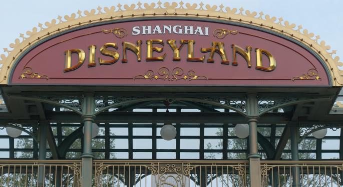 No 2 Disneylands Alike: Newest Park In Shanghai Beat Expectations
