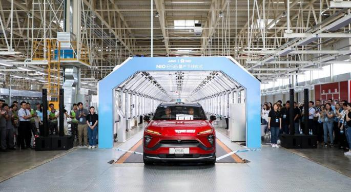 Nio Announces $100M Short-Term Debt Offering, Says It's 'Working On Other Financing Projects'