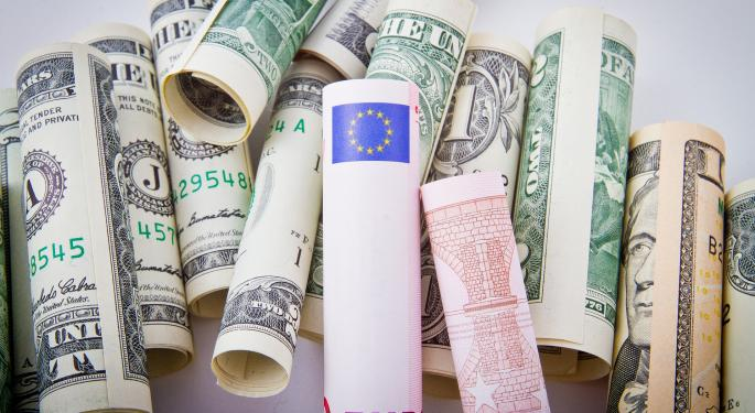 EUR/USD Has Been Consolidating Its Losses Amid Growing Global Tensions