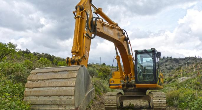 Are Caterpillar Shares Digging Their Way Up From A Bottom?