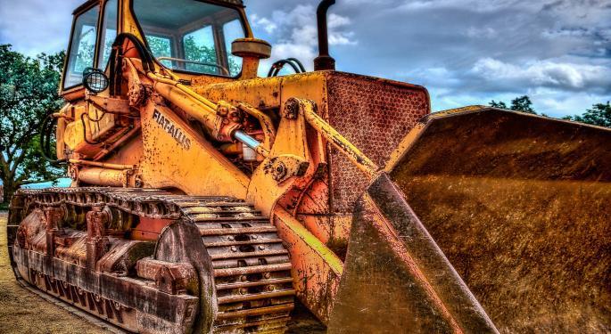 Caterpillar: Big Trouble In Little Peoria