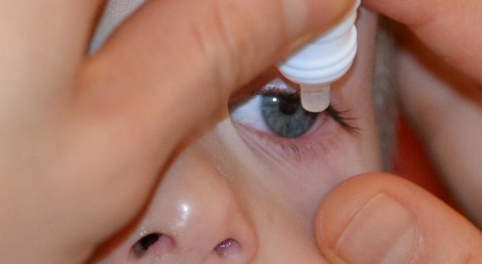 Eyegate CEO Discusses De Novo Pathway For Therapeutic Eye Drops