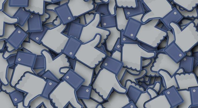 Facebook's Strong Quarter, Outlook Have Sell-Side Hitting Like On The Stock