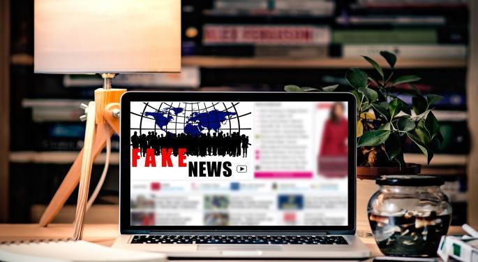Dow Jones Newswire Sends False Google-Apple Merger Story; DJ Calls It 'Technical Error'