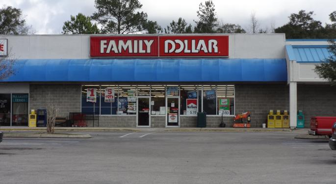 Dollar Tree Shares Trading At A Real Bargain