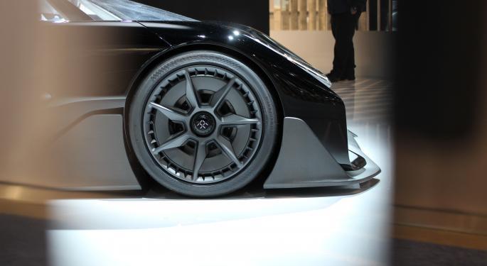 'Tesla Killer' Faraday Future May Be Dead-On-Departure