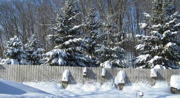 Lake-Effect Snow Still Slamming The Midwest