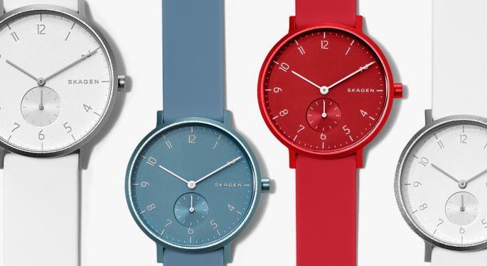 Fossil's Q1 Beat Elicits Mixed Analyst Reactions