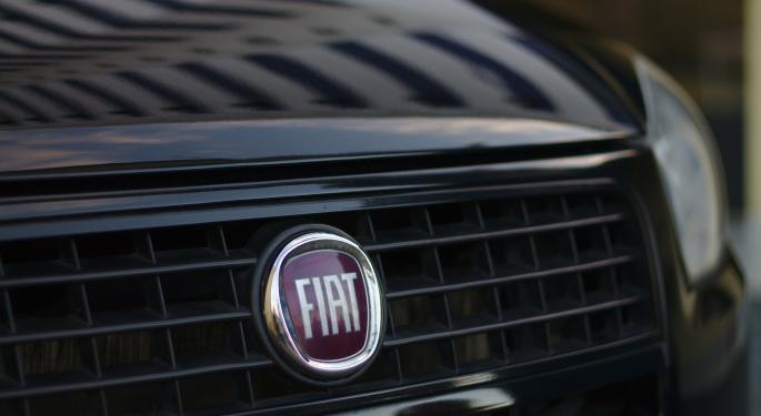 Fiat Chrysler And Donald Trump Seem To Be On The Same Page