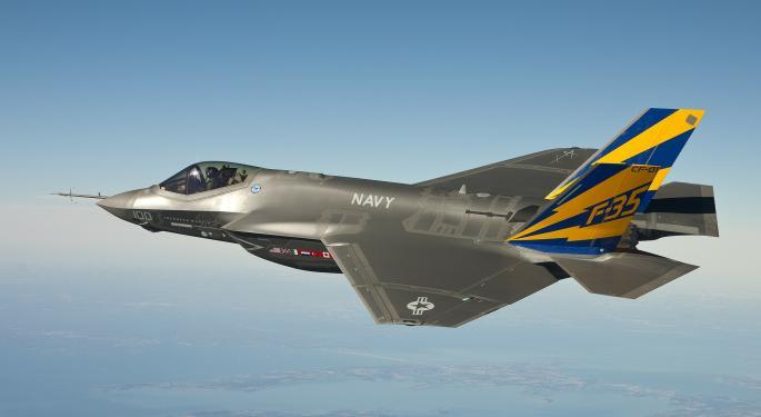 The Street's Reaction To Lockheed Martin's Q3 Earnings