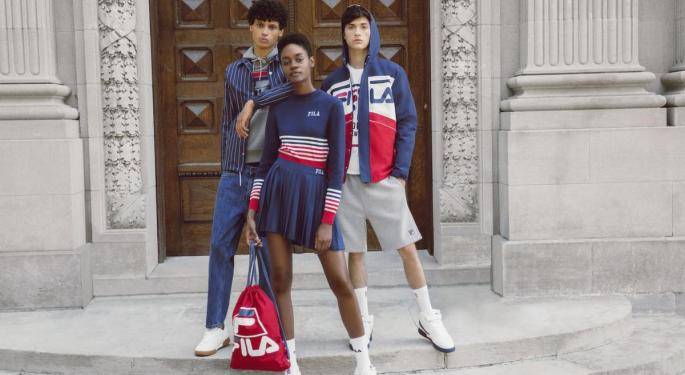 6d1b593870f How Changing Trends Resurrected FILA As A Fashion Brand