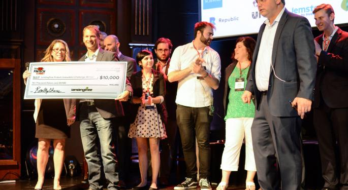 RealtyShares Wins LendingTree Fintech Innovation Challenge, $10K At Benzinga Fintech Summit