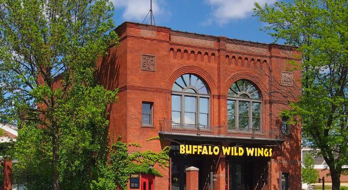 Football Season Brings Inflation To Wing Prices; BMO Stays Positive On Buffalo Wild Wings