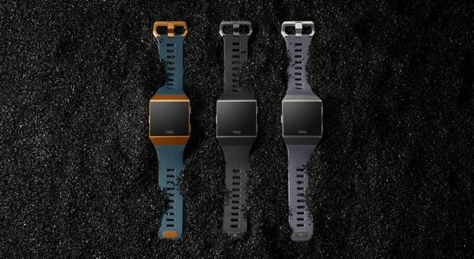 Wedbush Downgrades Fitbit Ahead Of Q4 Print, Says Medtech Opportunity Priced Into Stock