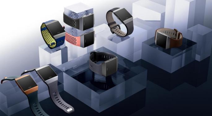 Fitbit Reports Q3 Sales Beat