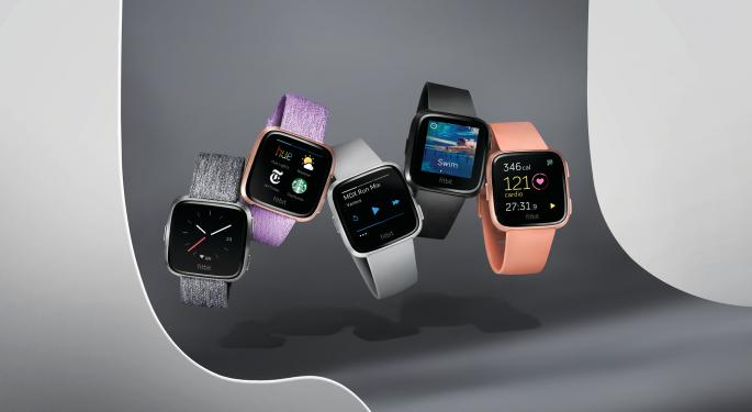 Google Invades Apple's Wearables Territory With Fitbit Acquisition
