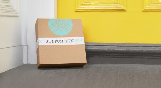 Stitch Fix Is A 'Modern Archetype Of The Heyday Department Store,' KeyBanc Says In Bullish Initiation