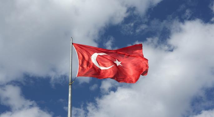 US Presses Turkey With Threat Of Economic Sanctions