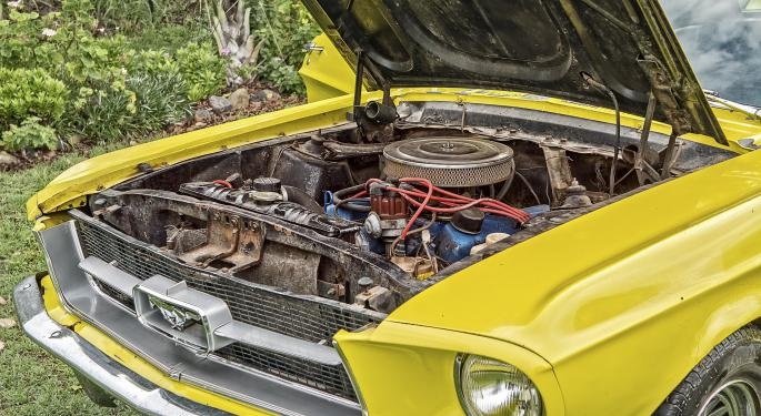 Engine Troubles For The Auto ETF