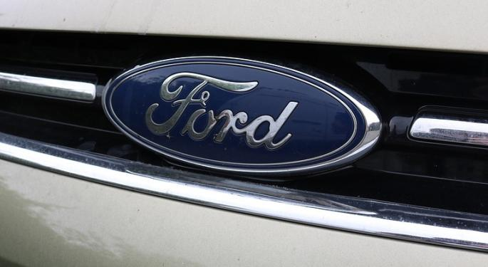 A New Bull Case For Ford Sees More Than 100% Upside