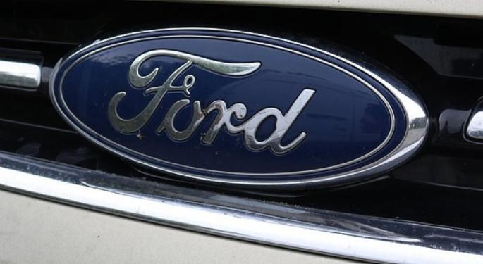 Ford Shares Make Big Move Higher After Q1 Earnings Beat