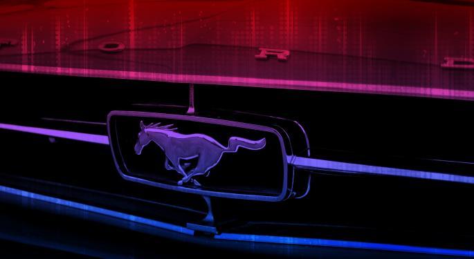 Large Option Trader Makes Aggressive Bearish Play On Ford