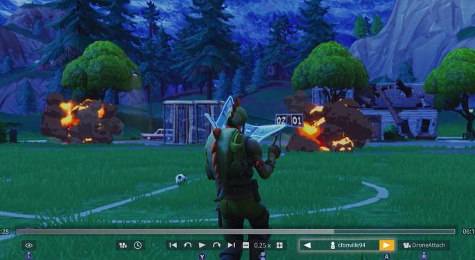 Who Profits From The Incredible Success Of 'Fortnite'?