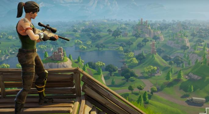 'Fortnite' Mania Spreads As Game Debuts On Nintendo Switch