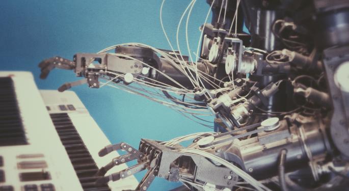 A Rocking Robotics ETF For 2020