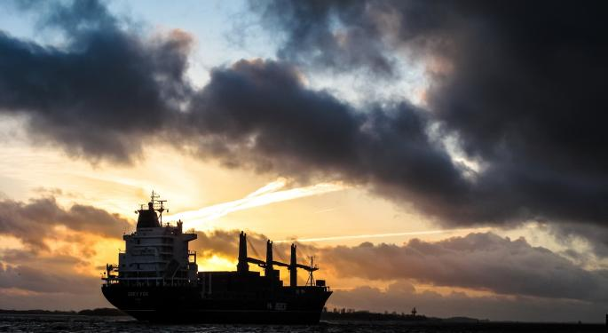 Exports Tumble As The Goods Trade Deficit Widens