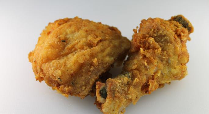 YUM! Brands' KFC China Sales Lead To Encouraging Start For 2016