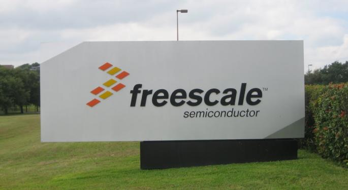 NXP Semiconductors Said to be Near Deal to Acquire Freescale Semiconductor