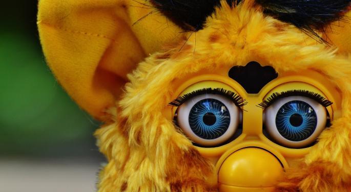 Toys 'R' Us Closures Hurt Hasbro's Q3 Earnings