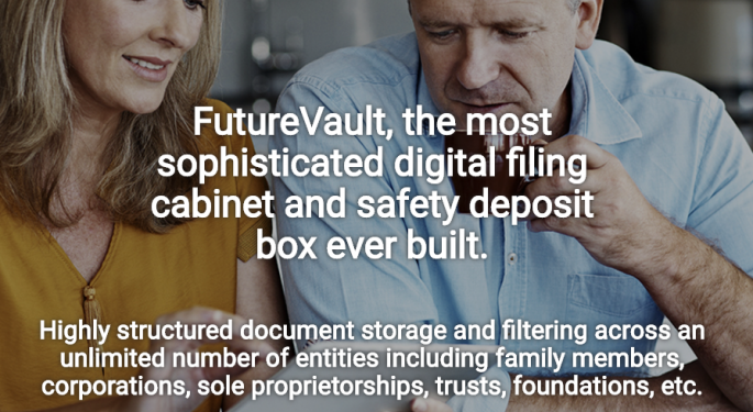 FutureVault: Providing A Secure Cloud-Based Solution For Sensitive Documents
