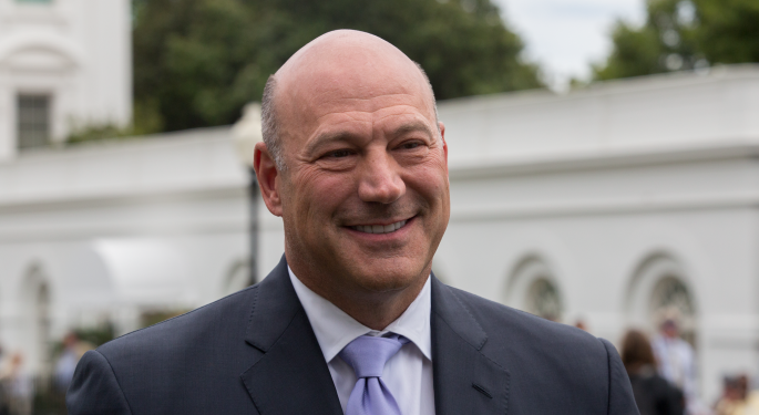 Why Did Gary Cohn Join The Board Of A Blockchain Startup?