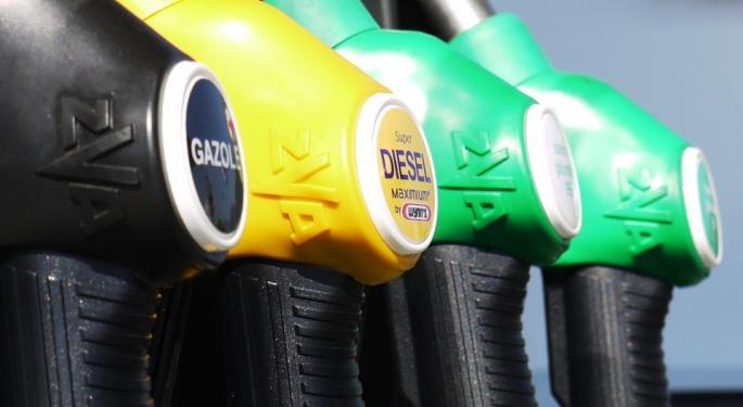 Citi Upgrades Oasis Petroleum On $50 Dollar Oil Estimates