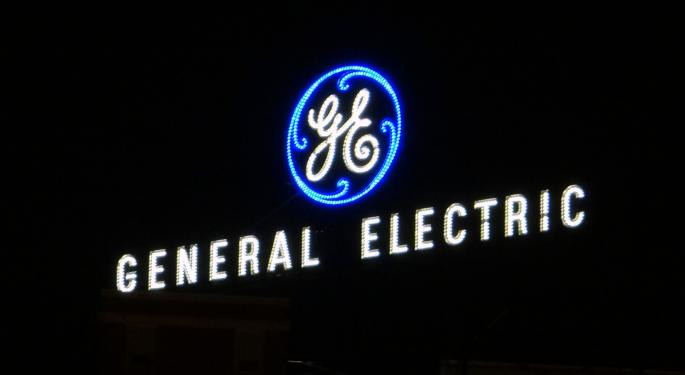 General Electric Is Knocking On The Door Of The Teens